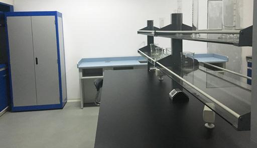实验台展区