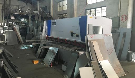 汉闵家具生产工厂