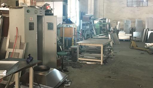 汉闵实验室家具工厂