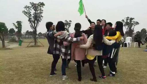 汉闵团队风采
