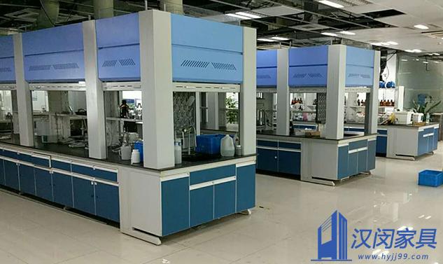 嘉兴石化有限公司实验室家具定制案例