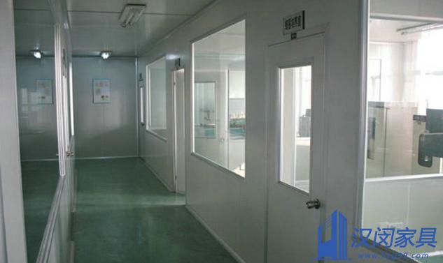 浙江亚兰特新材料科技有限公司净化工程案例