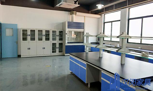 浙江优品检测有限公司实验室家具定制案例