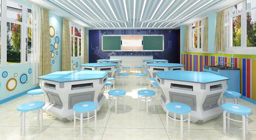 上海远东国际学校探究实验室