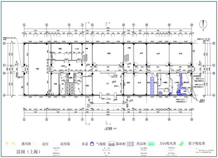 沭阳水厂实验室建设项目