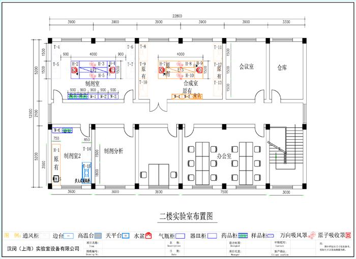 宁波三江益农化学有限公司实验室规划设计建设工程