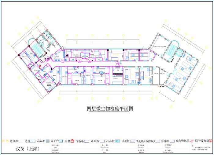 崇明疾控中心实验室整体建设项目