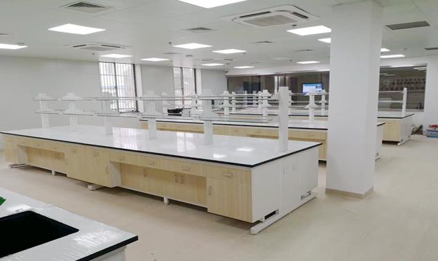 华东理工大学实验室家具定制案例