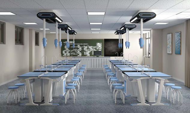 哈罗国际学校实验室规划设计定制案例