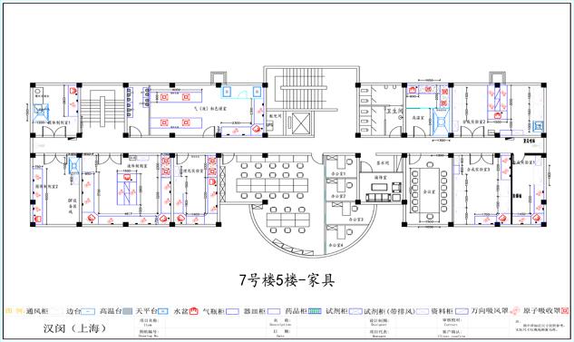 新农化工实验室整体规划设计方案定制案例