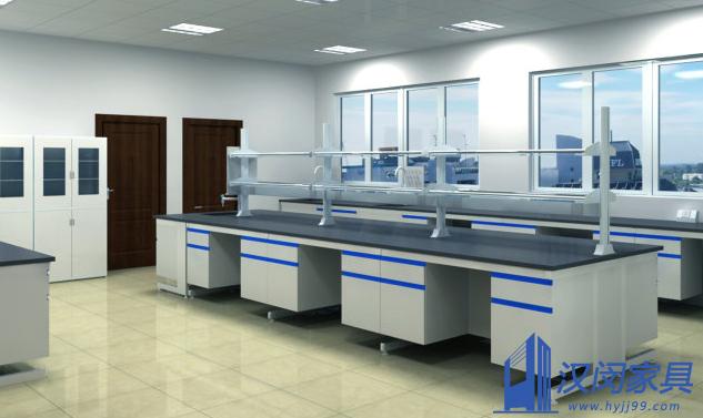南县人民医院实验室家具工程定制案例