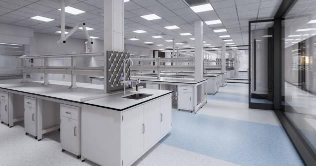 江苏大沙河现代农业综合实验室设计施工案例