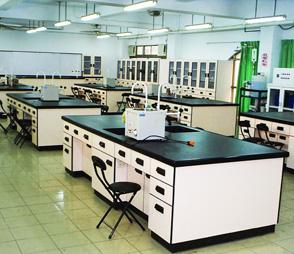 PP材质实验台桌实验用中央桌