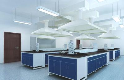 实验室平台桌钢木实验台双面
