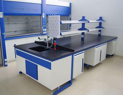 化验室全钢工作台实验桌订购