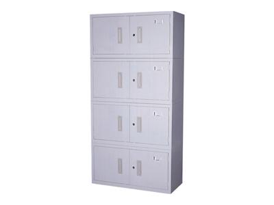 实验室储物柜带锁资料柜多层档案柜