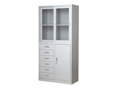 汉闵资料柜多层抽屉立式储物柜