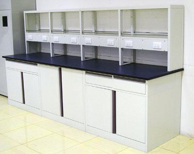 实验室用全钢实验桌全钢实验边台