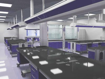 不带试剂架中央钢木实验台操作桌