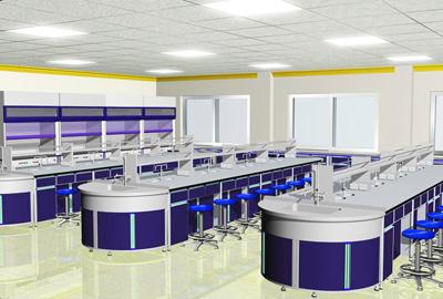专业生产物理化室实验台化验桌