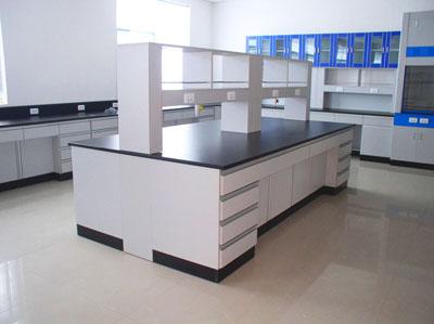 汉闵全木实验台化学实验室家具