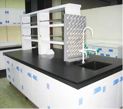 汉闵PP实验台实验桌水槽桌生产