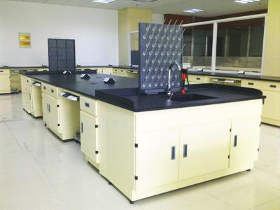 化工实验室工作桌水槽化验桌