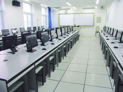 培训实验台实验室电脑培训桌
