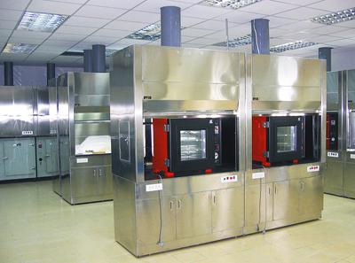 净气型通风柜实验室排风吸毒柜