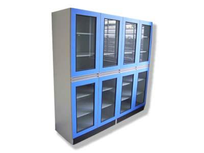 保密柜资料玻璃柜多层对开门直供