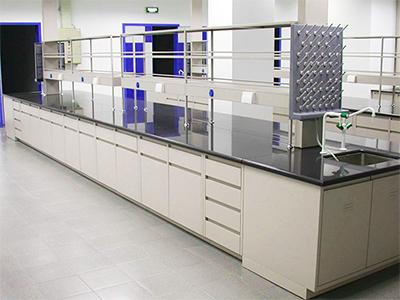 上海全钢中央操作台钢制实验桌