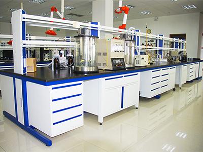 汉闵全钢实验台钢制中央实验台