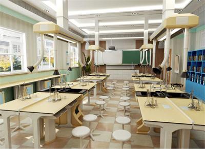 学生实验桌学校化学实验室