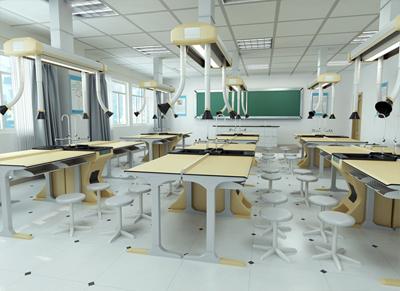 学校化学实验室化学实验桌