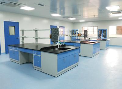 防腐蚀实验台全钢实验室台柜
