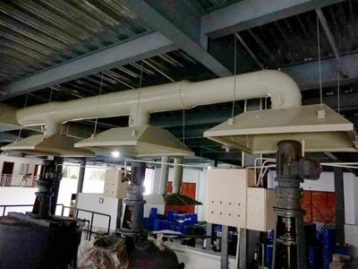 上海实验室通风系统