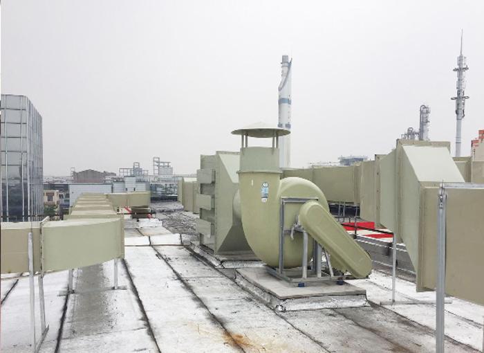 实验室通排风系统设计