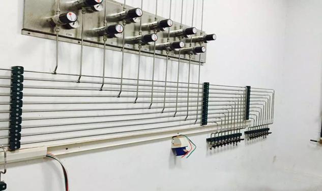 实验室气体管道气路公司