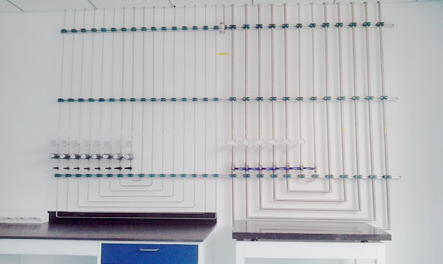 实验室用气管道系统改造