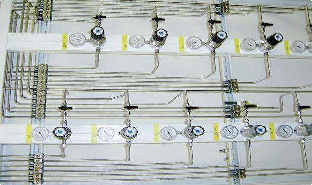 实验室气路改造工程
