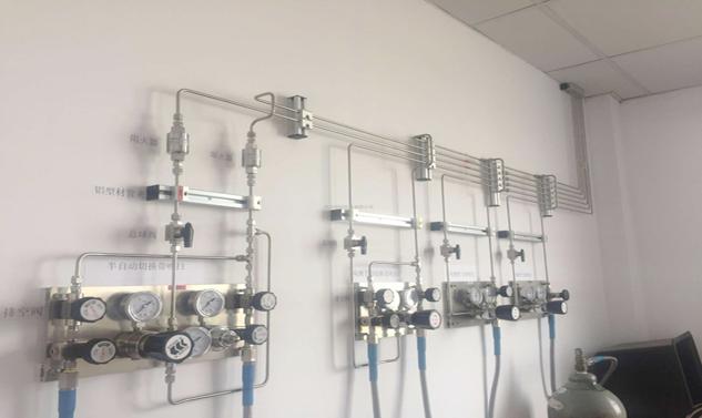 实验室用气管道工程