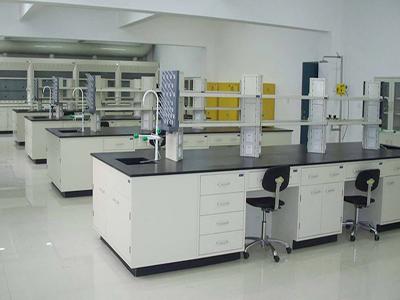 理化实验室操作台全钢中央试验台