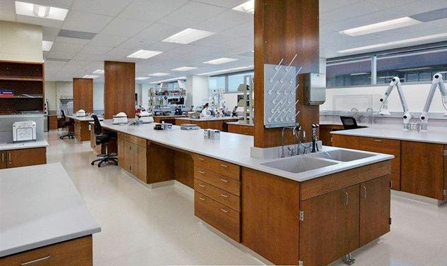 全木实验桌水槽桌实验家具直销
