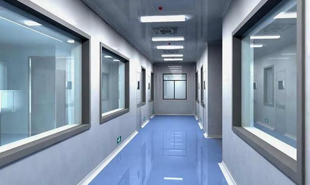 生物安全实验室P3实验室设计建设